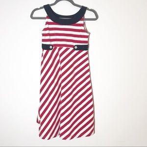 Gymboree Girls Dress Stars Stripes 4th of July